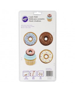 Wilton Donut Candy Mould