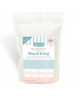 Squires Kitchen Royal Icing Ballerina Pink 500g
