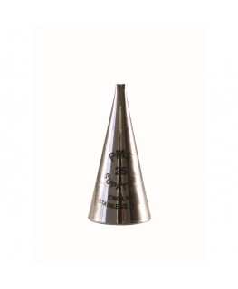 PME Calligraphy Supatube Stainless Steel Piping Nozzle - Medium