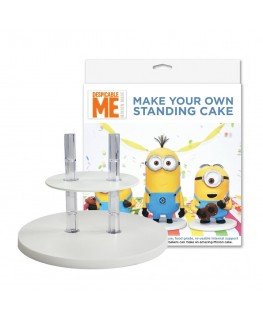 Cake Frame Minion Cake Kit 12pc