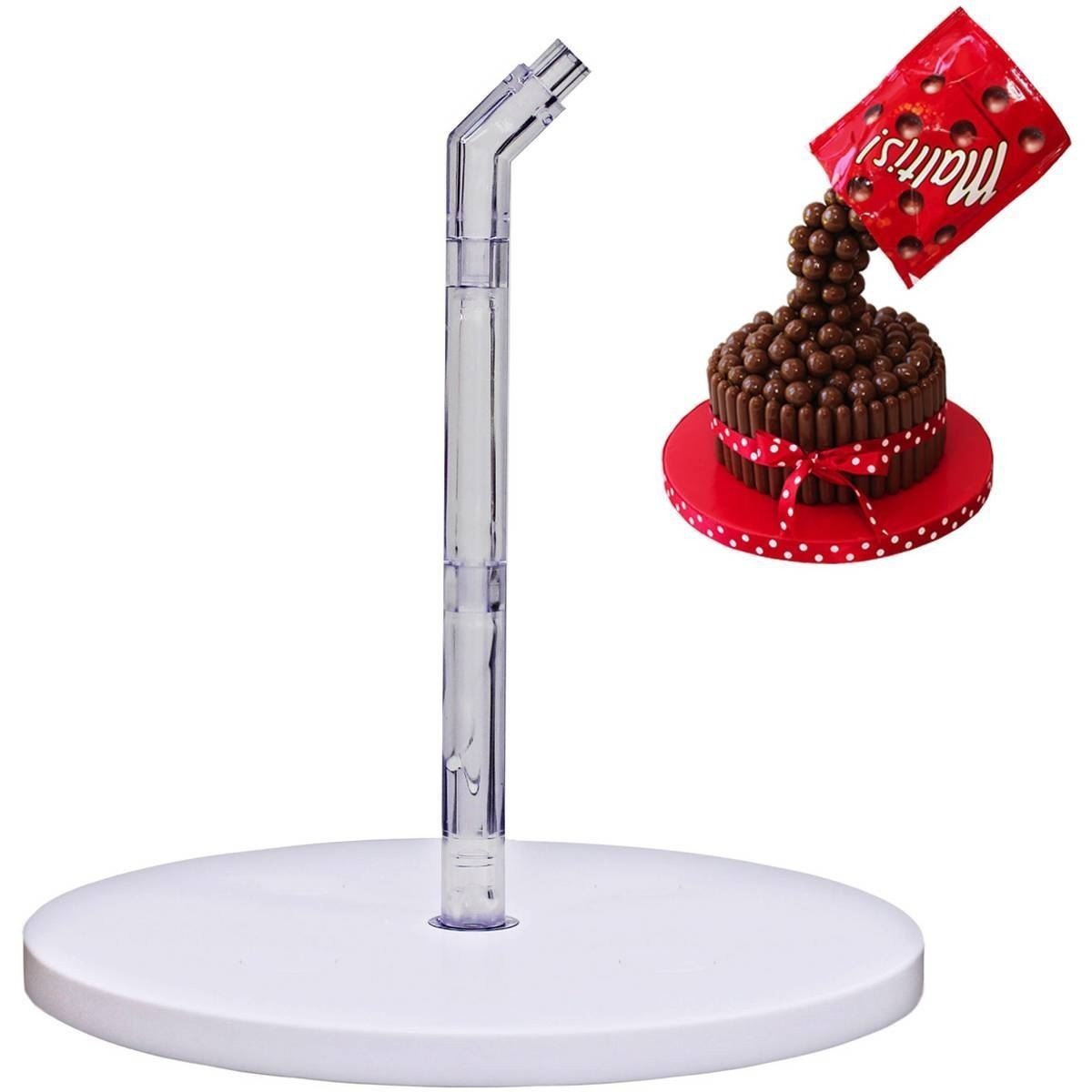 Cake Frame Anti Gravity Cake Pouring Kit