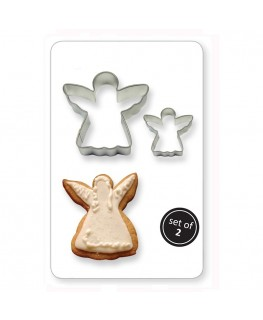 PME Cookie & Cake Angel Cutter 2pc