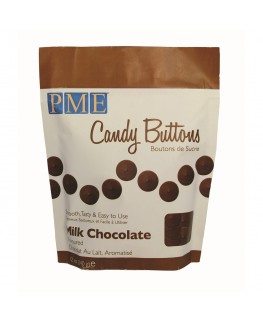 PME Milk Chocolate Candy Buttons 340g