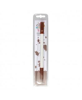 Colour Splash Edible Food Pen Brown