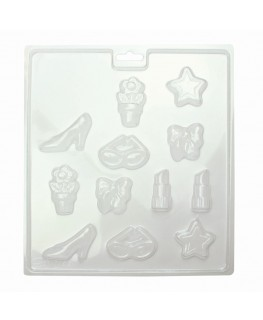 PME Girls World Candy Mould