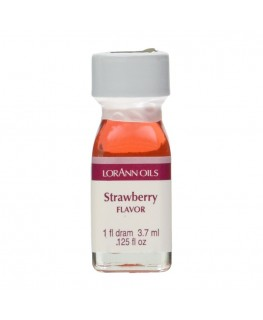 LorAnn Super Strength Strawberry Flavor - 1 Dram (3.7ml)