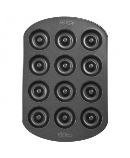 Wilton 12 Cavity Mini Doughnut Pan