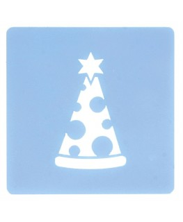 Culpitt Party Hat Stencil (51x31mm)