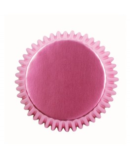 PME Metallic Pink Cupcake Cases 30pk