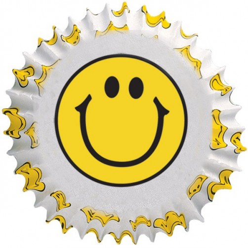 Wilton Smiley Face Standard Cupcake Cases 50pk