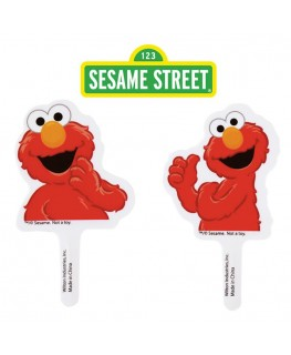 Wilton Elmo Fun Pix 24pk
