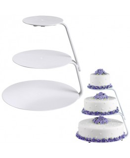 Wilton Floating Tiers Cake Stand