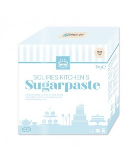 Squires Kitchen Sugarpaste Antique Lace 1kg