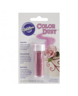 Wilton Deep Pink Colour Dust 1.4g
