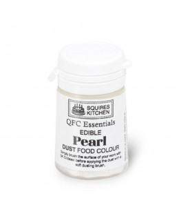 Squires Kitchen Quality Food Colour (QFC) Dust Pearl 4g