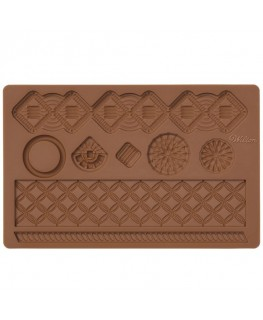 Wilton Macrame Fondant and Gum Paste Mold