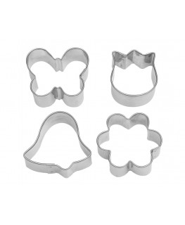 Wilton Garden Shape Cut-Outs 4pc