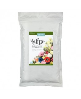 Squires Kitchen Sugar Florist Paste (SFP) Holly/ Ivy Value Pack 1kg
