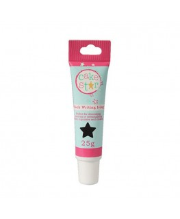 Cake Star Writing Icing - Black 25g