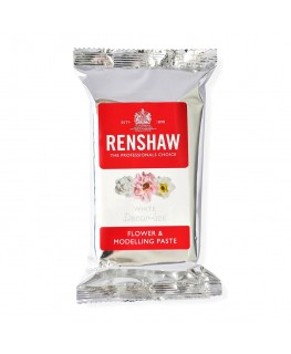 Renshaw Decor-Ice White Flower & Modelling Paste 250g