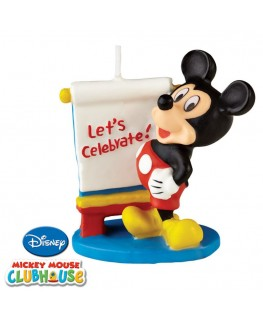 Wilton Mickey Mouse Candle