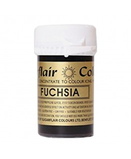 Sugarflair Fuchsia Spectral Paste Colour 25g