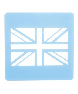 Culpitt Union Jack Stencil (51x31mm)