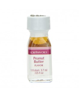 LorAnn Super Strength Peanut Butter Flavor - 1 Dram (3.7ml)