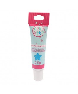 Cake Star Writing Icing - Blue 25g