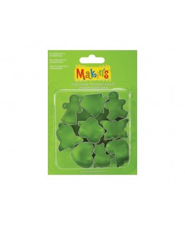 Makins Everyday Cutters 9pc