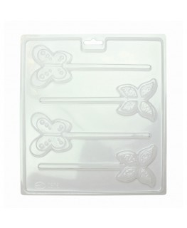 PME Butterflies Lollipop Mould