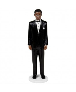 Wilton Wedding Cake Topper Figure Ethnic Groom