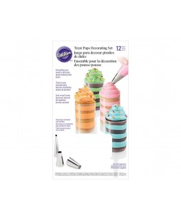 Wilton Treat Pops Decorating Set 12pc
