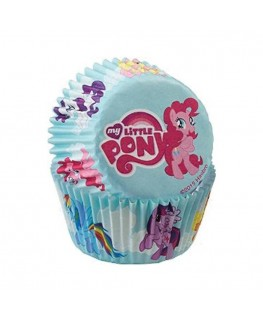 Wilton My Little Pony Cupcake Cases 50pk