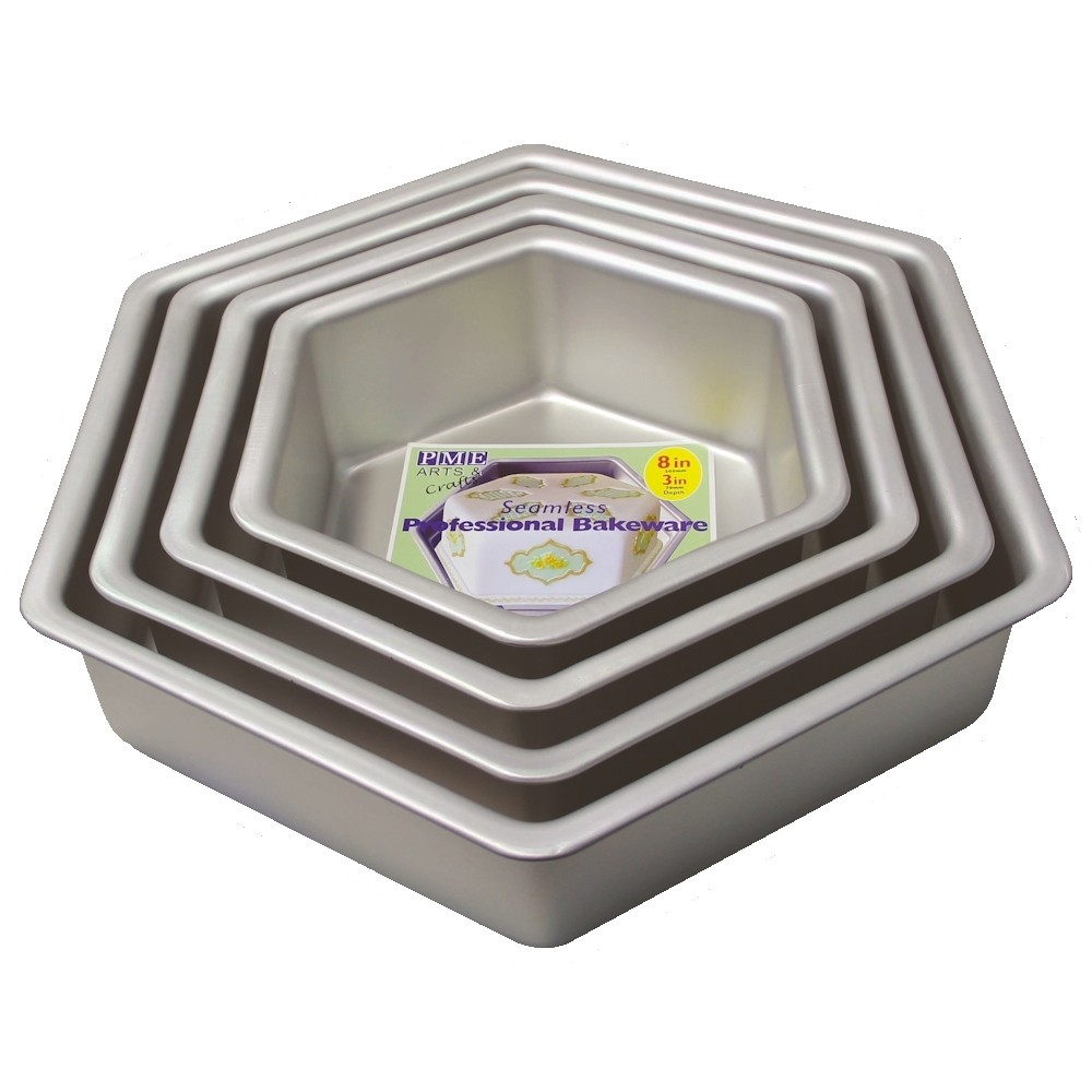 Hexagon Cake Tin