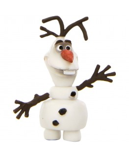 Bullyland Olaf The Snowman Figurine