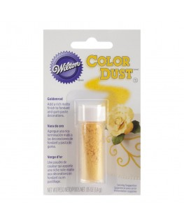Wilton Goldenrod Colour Dust 1.4g