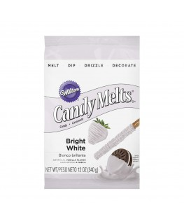 Wilton Bright White Candy Melts 340g