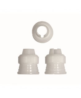 PME Icing Bag Adapters Set 3pc