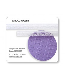 JEM Scroll Roller - 195mm x 20mm