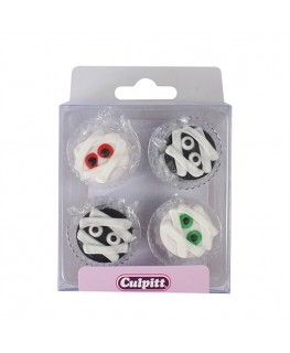 Culpitt Mummy Sugar Pipings 12pk