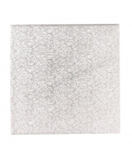 "Culpitt 8"" Square Cake Card (3mm Thick) -"