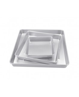 Wilton Performance Pan Set Square 3pc