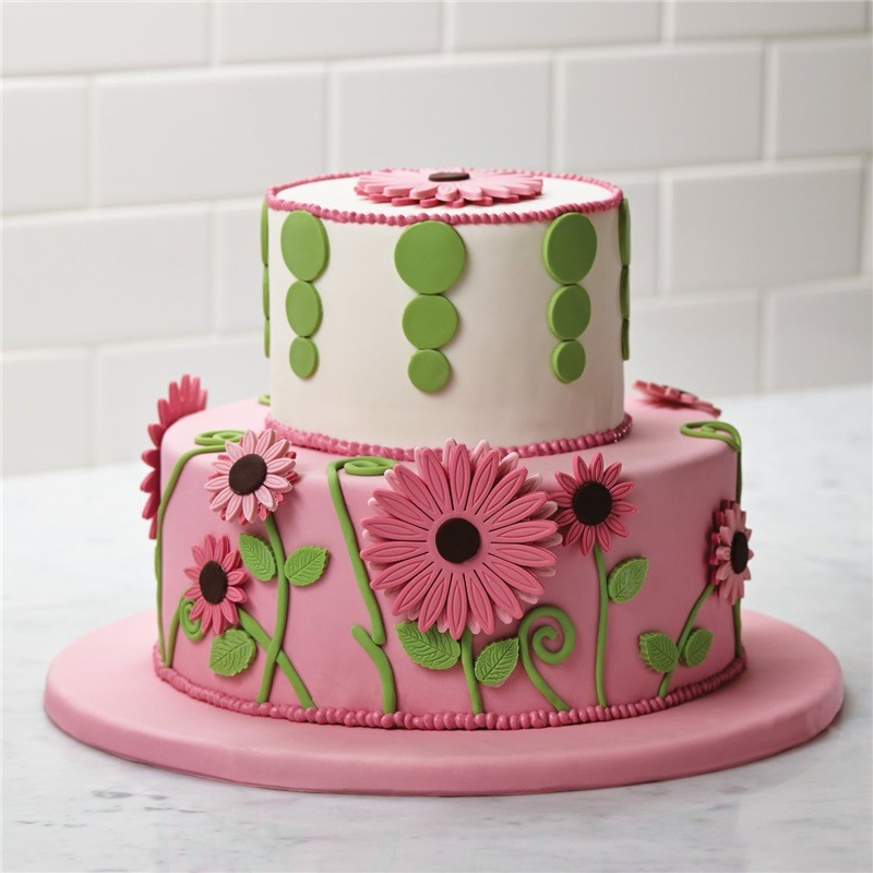 Cake Decorating With Cake Boss : Cake Boss Cake Decorating Kit - Flower 25pc