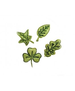 FMM Embossers - Leaves Set 4pc