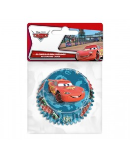 Stor Disney Pixar Cars Baking Cases 60pk