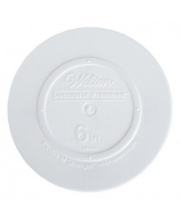 "Wilton 6"" Decorator Preferred Round Separator Plate"