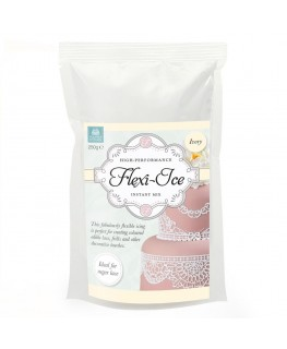 Squires Kitchen Ivory Flexi-Ice Instant Cake Lace Mix 250g