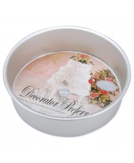 "Wilton Decorator Preferred Round Cake Pan 10"" x 3"""