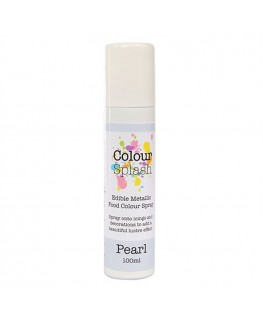 Colour Splash Edible Food Colour Spray Pearl 100ml